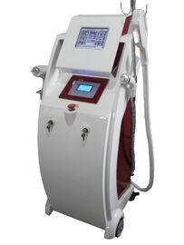 China Drei System eLight (IPL + RF) + RF + ND YAG Laser 3 in 1 Maschine distributeur